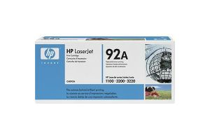 Toner oryginalny Hp C4092A /2500 stron/1100/1100a/3200