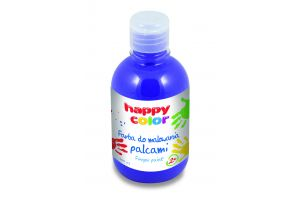 Farby do malowania palcami 300ml mix.kol.Happy Color 3350 GDD.