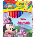Pisaki 10kol.dwustronne Disney Minnie 90669 Patio (1)
