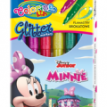 Pisaki 6kol.metaliczne Disney Minnie 90737 Patio
