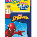 Farby tempera 12 kol.Disney Spiderman 91840 Patio