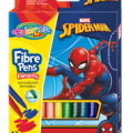 Pisaki 12kol.Disney SPIDERMAN 91871 Patio