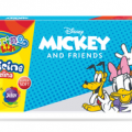 Plastelina 12 kol.Disney MICKEY 89885 Patio