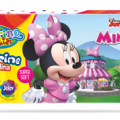 Plastelina 12 kol.Disney MINNIE 90652 Patio