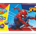 Plastelina 12 kol. Disney SPIDERMAN 91826 Patio