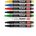 Marker olejowy mix.kol 2,5mm -440 Toma