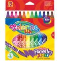 Flamastry 12 kol.Jumbo 14113 Colorino Kids Patio.