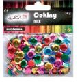 Cekiny metal(20)mix.14g MT6363 Aliga
