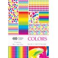 "Blok z motywami""COLORS"" A4/15 2030-C Happy Color GDD"